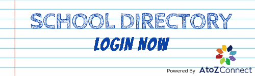 School Directory - Login Now - powered by AtoZ Connect