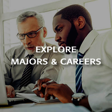 Explore Majors & Careers