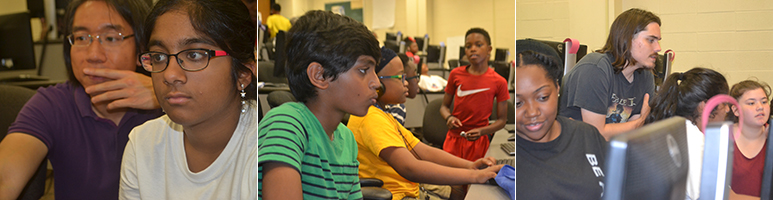 GenCyber Boot Camp for Middle and High School Students