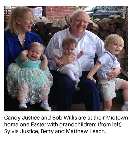 Bob, Candy and the Grandkids