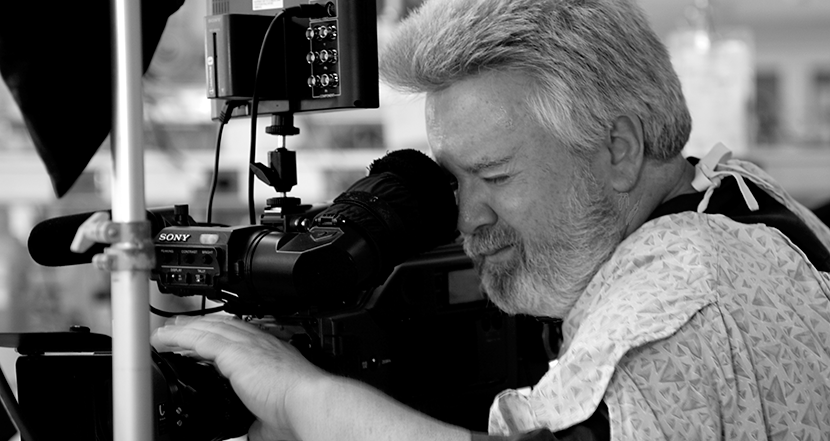 Craig Leake directing film