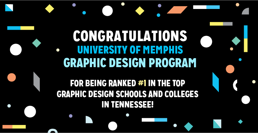 Graphic Design Ranked #1