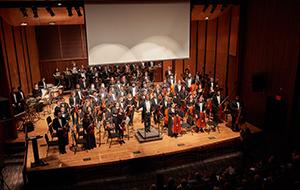 harris concert hall