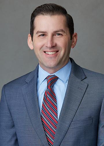 Ryan Fisher, Ph.D., Associate Dean