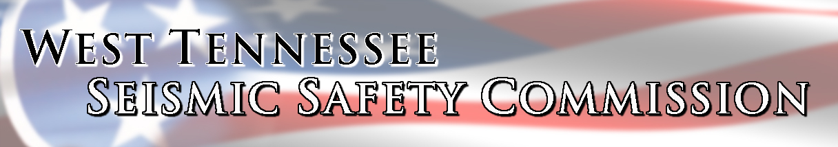 The West Tennessee Seismic Safety Commission (WTSSC)