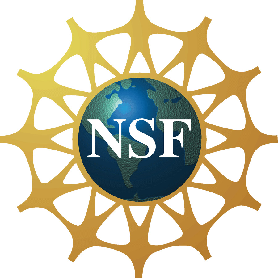logo-national science foundation globe with little yellow people holding hands all around it