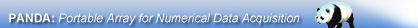 small panda bear logo