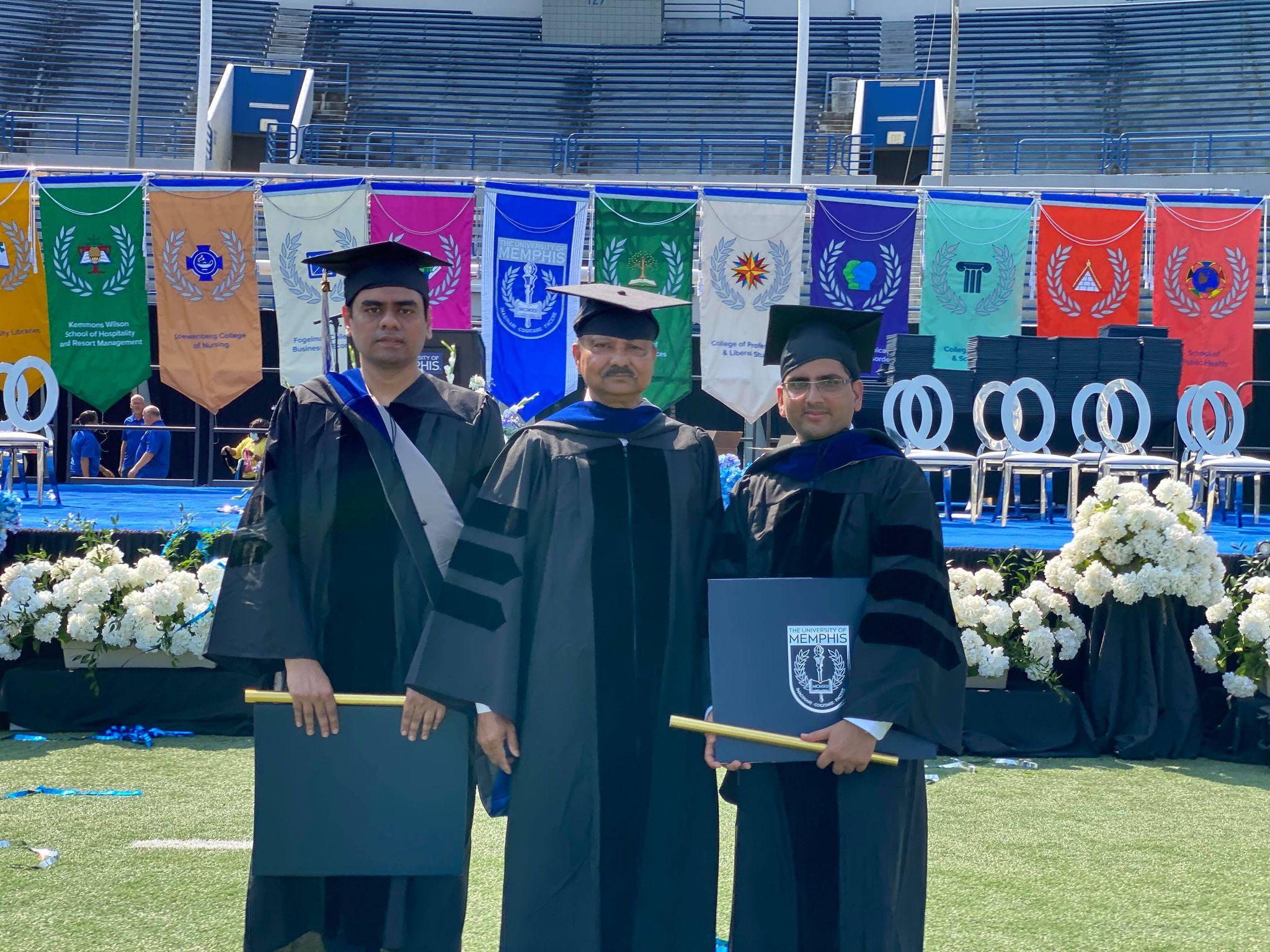 PhD Graduates Summer 2021