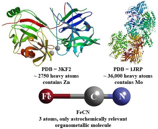 astrobiochemistry