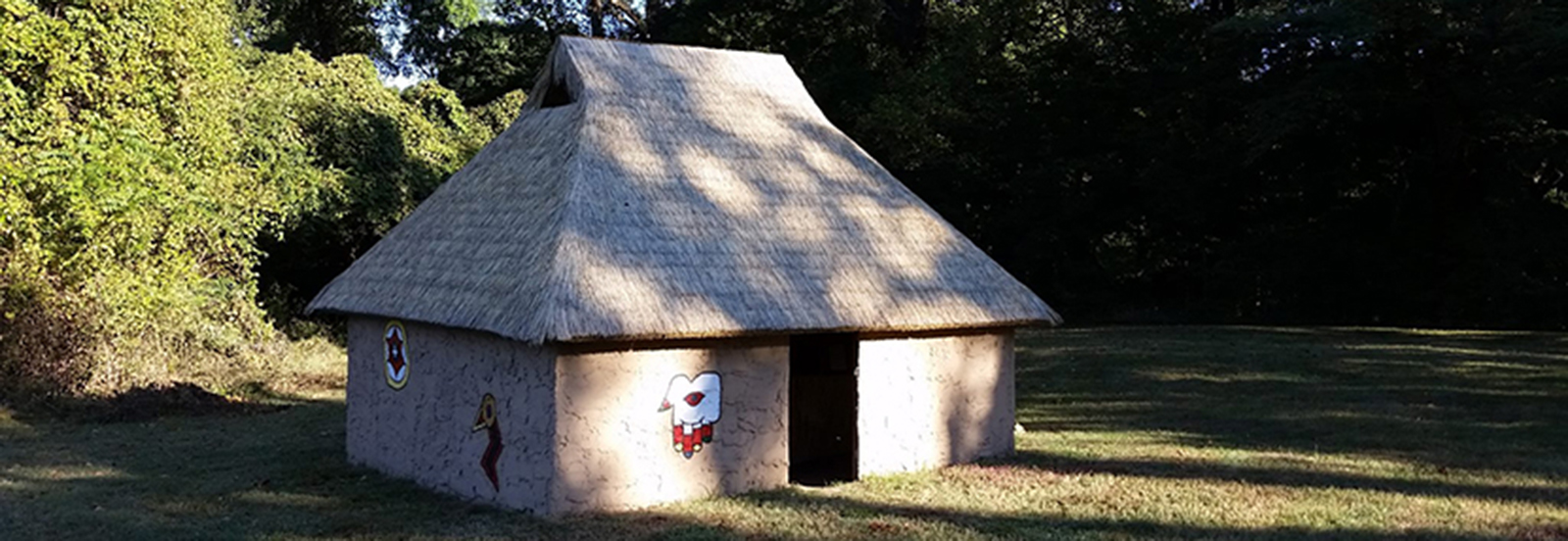 Tour a fully furnished replica house to see how a Native American family would have lived 500 to 1,000 years ago.
