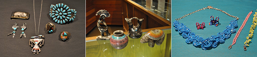 Chucalissa Museum Store Offerings