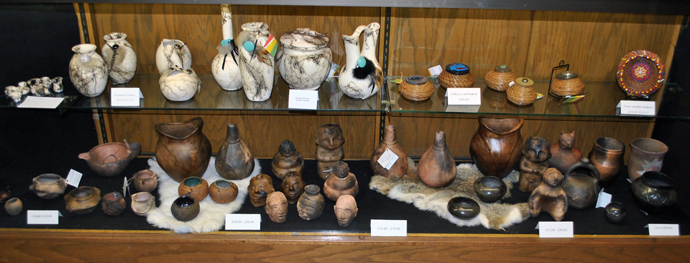 store pottery