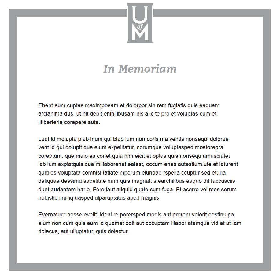 in memorium 1