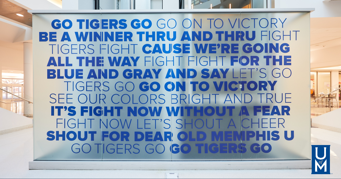 Fight Song background