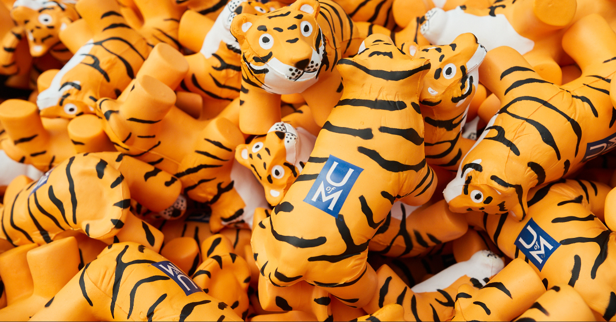 tiger toys background