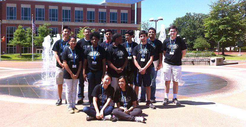 2015 MemphisCRESH Students