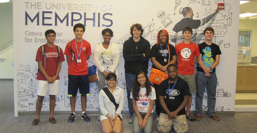 2014 MemphisCRESH Students