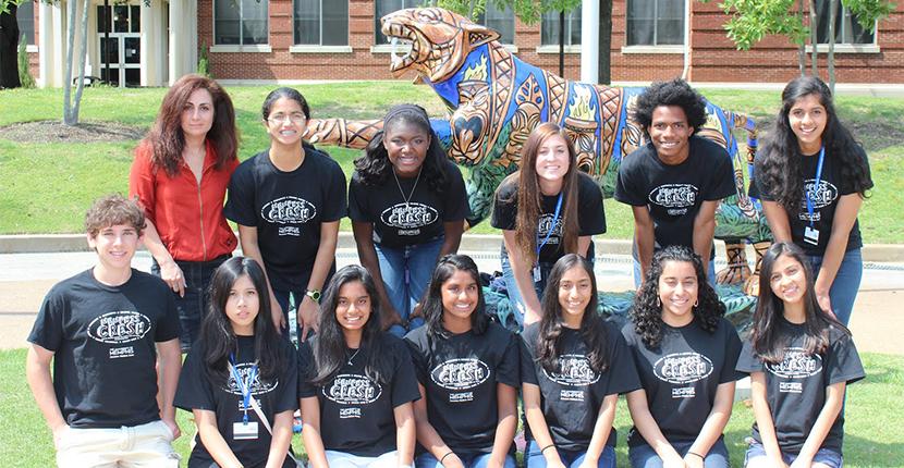 2013 MemphisCRESH students