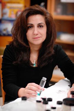 Dr. Firouzeh Sabri