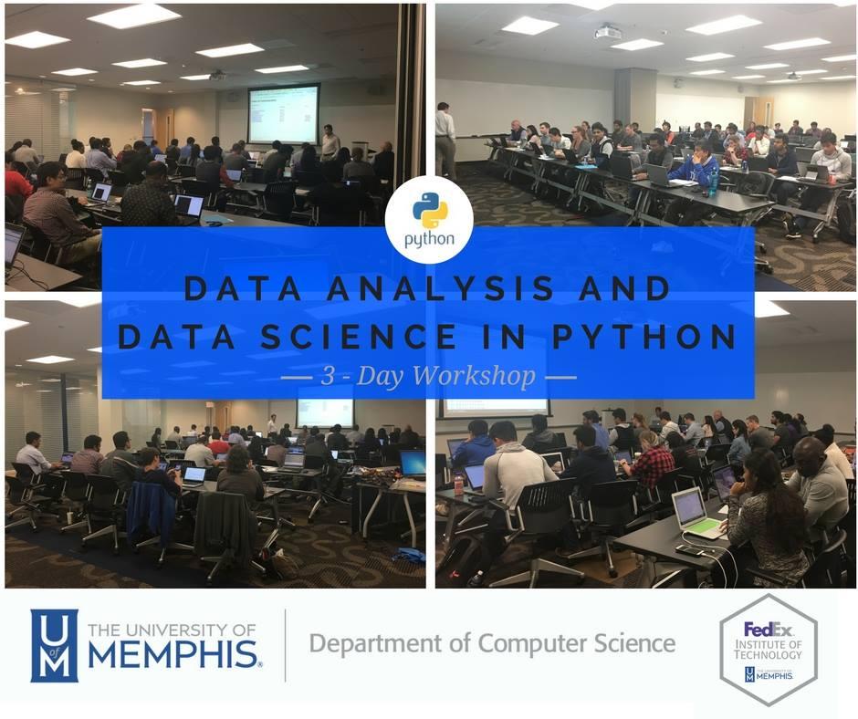 2016 Python Data Science Workshop