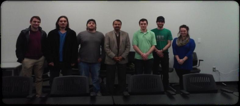 CfIA Undergraduate Researchers