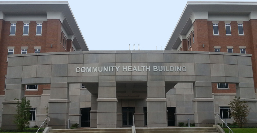 Community Health Building