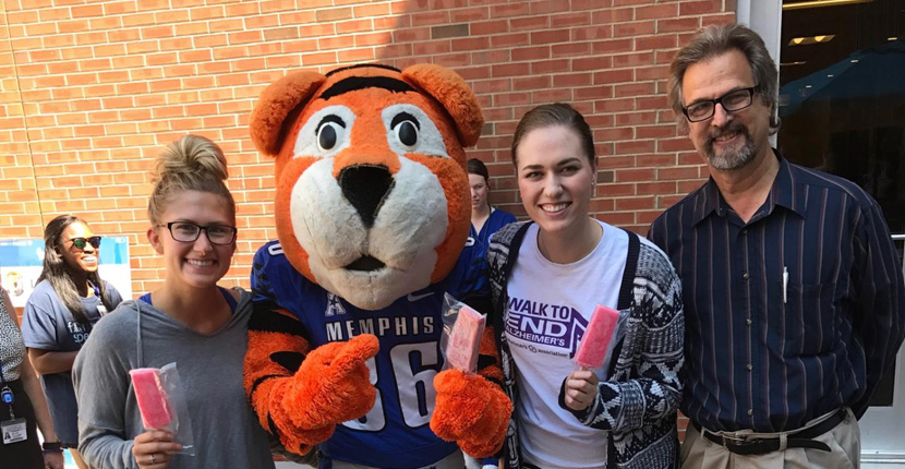 Students and staff enjoy Homecoming 2017
