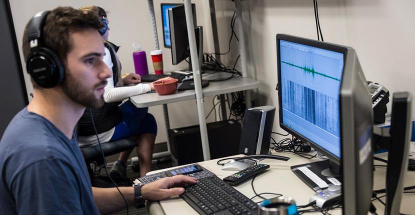Coding in the IVOC lab