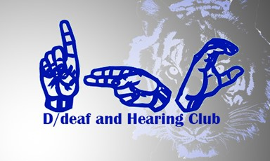D/deaf and Hearing Club