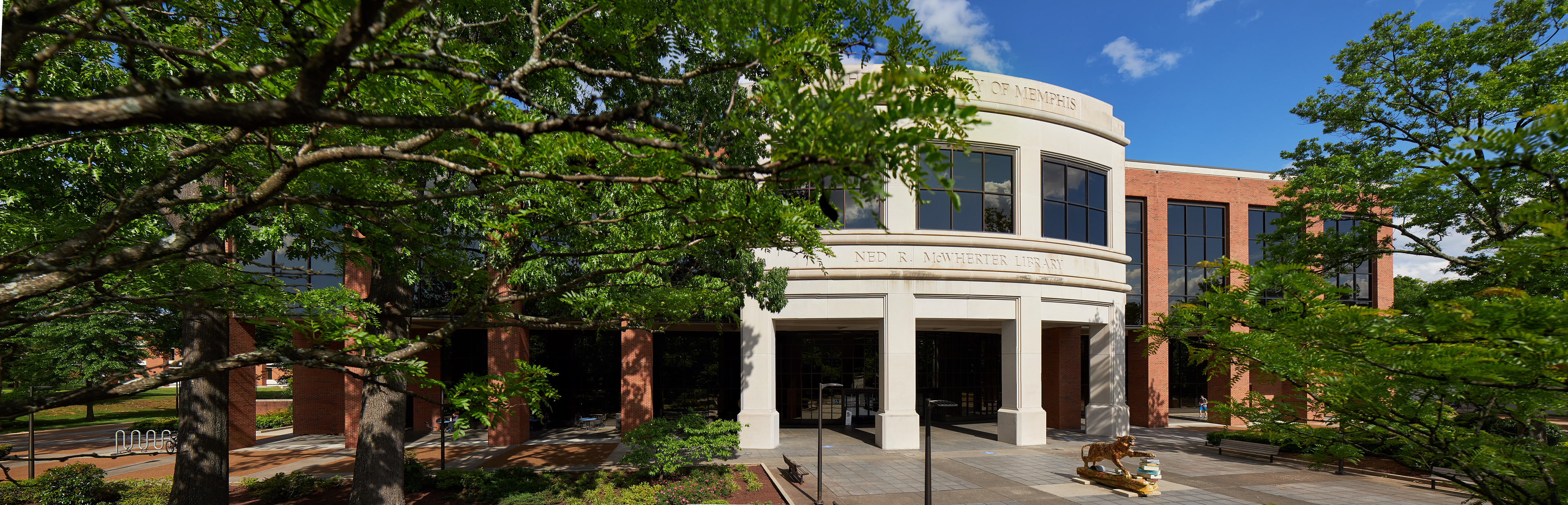 McWherter Library