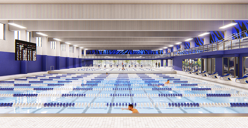 Mike Rose Natatorium