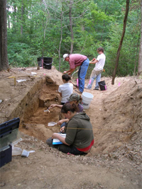 Geoarchaeology and Quaternary Studies