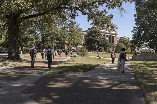 UofM campus photo