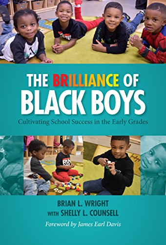 The Brilliance of Black Boys - Brian Wright book cover