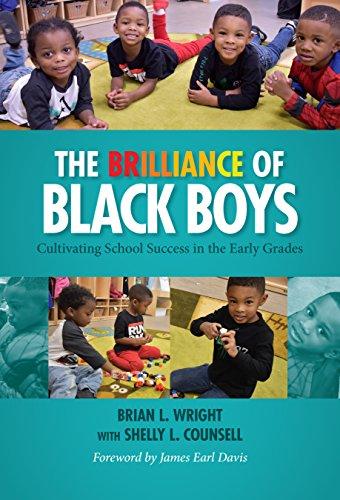 The Brilliance of Black Boys - Brian Wright book cover
