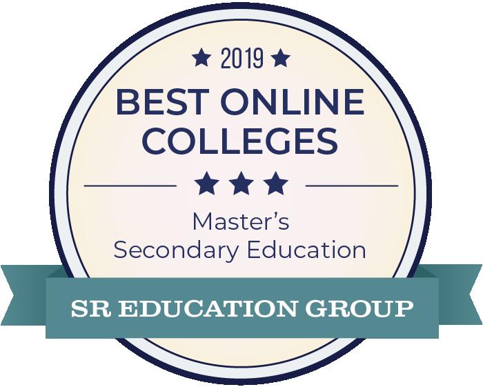 Masters Secondary Education Award