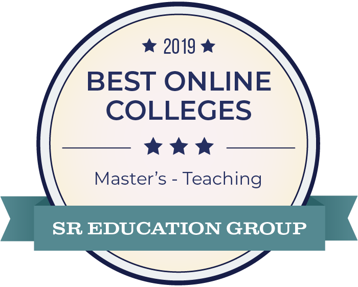 Masters Teaching Best Online College Award
