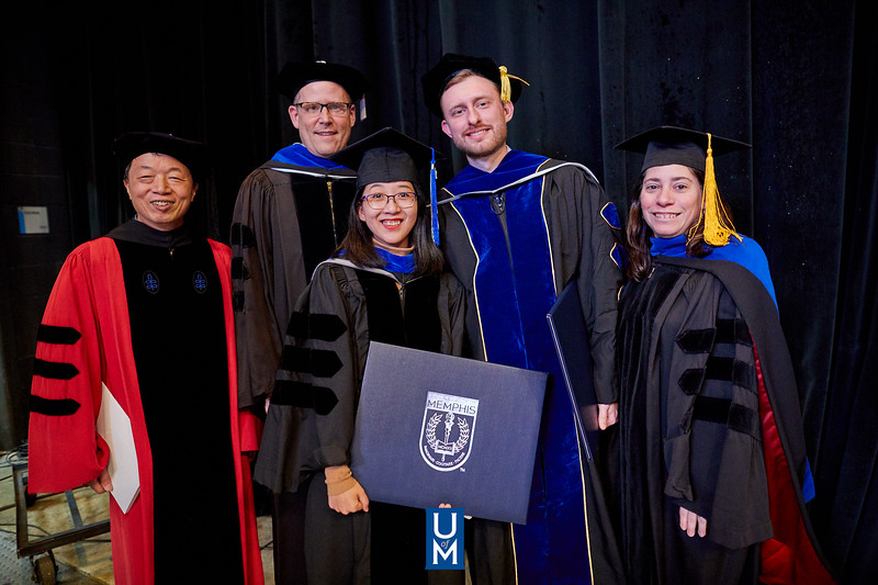 ICL Faculty at Graduation