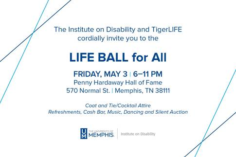 Life Ball for All flyer