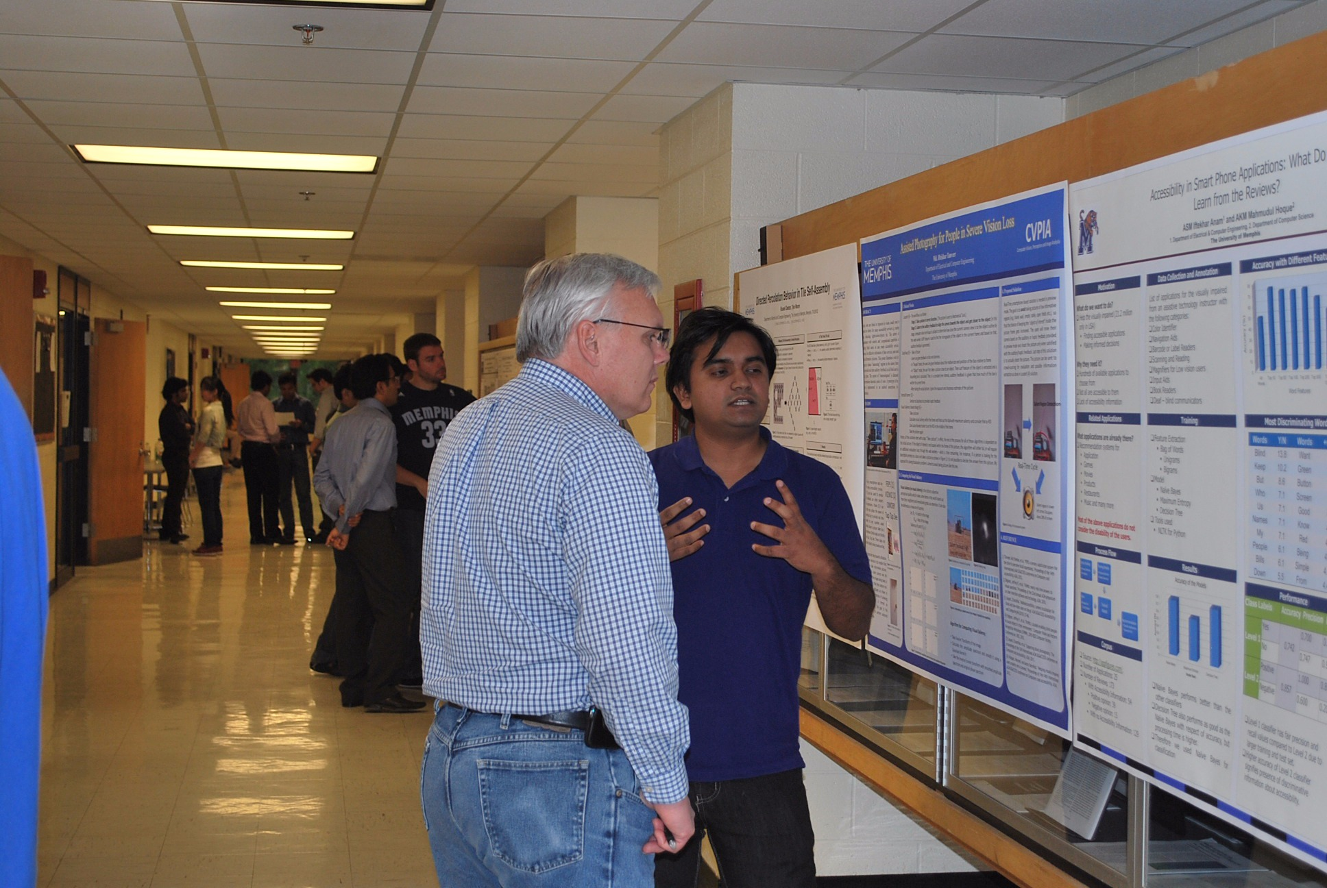 EECE Research Poster Competition Spring 2013