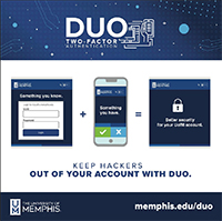 DUO Two-Factor Security