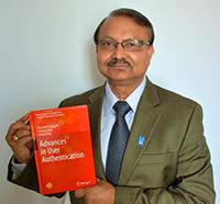 Dipankar Dasgupta New Text on User Authentication