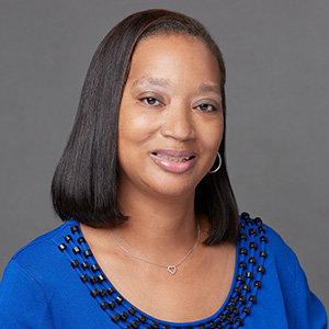 Paulette Wilkerson, Administrative Associate I, Anthropology