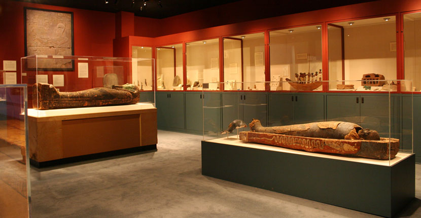 Egyptian Gallery 2