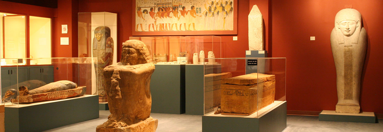 Egyptian Gallery 1
