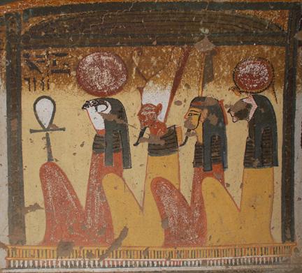 Theban Tomb 16