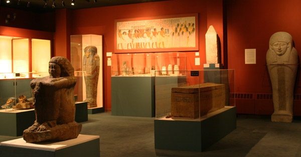 Egyptian Gallery
