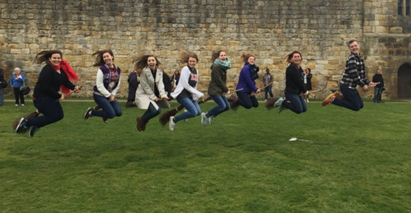 """Study What You Love and Travel the World Explore the UK with our """"Rediscovering Harry Potter: Sources, Landscapes, and Legacies"""" course."""