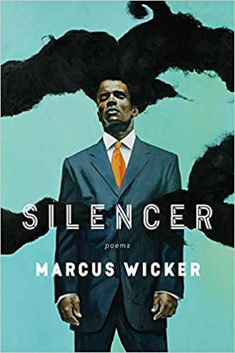 Silencer by Marcus Wicker cover