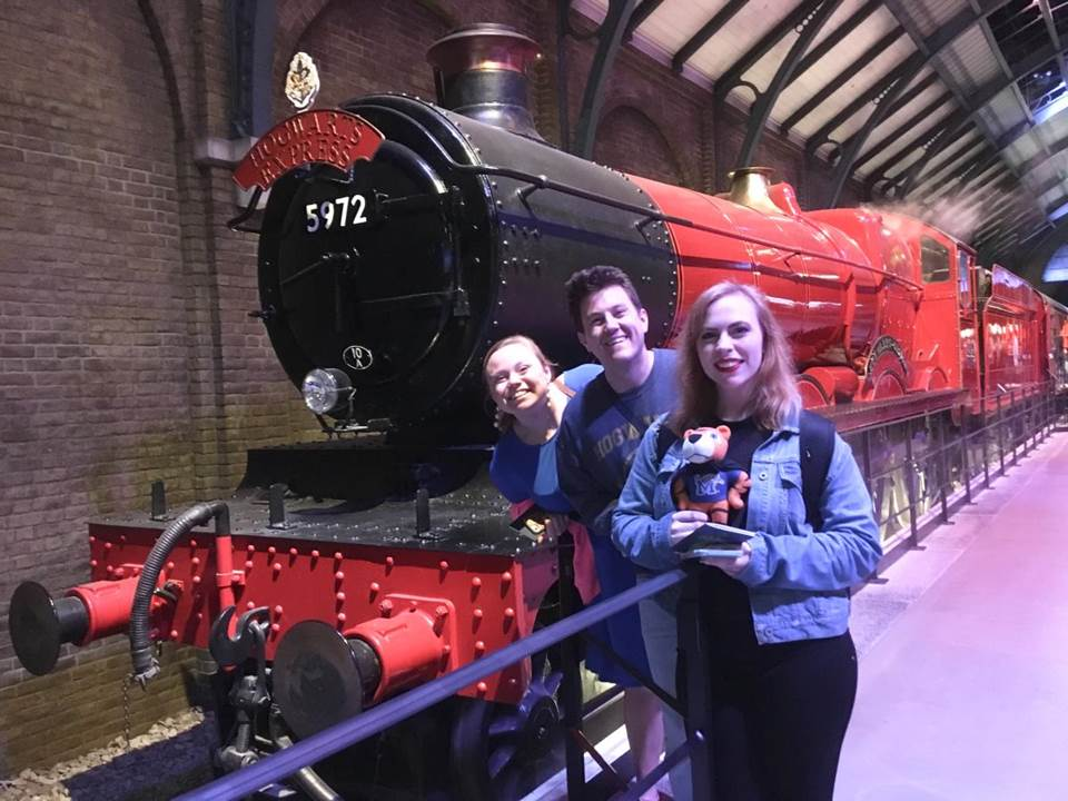 Harry Potter Hogwarts Train